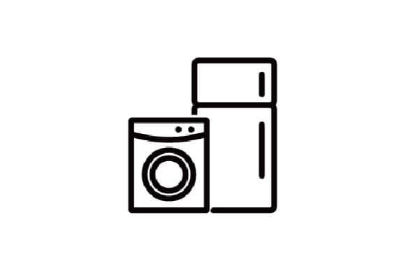 大型、調理家電のイメージ画像
