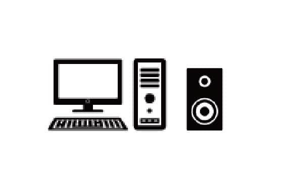 情報機器・オーディオ機器のイメージ画像
