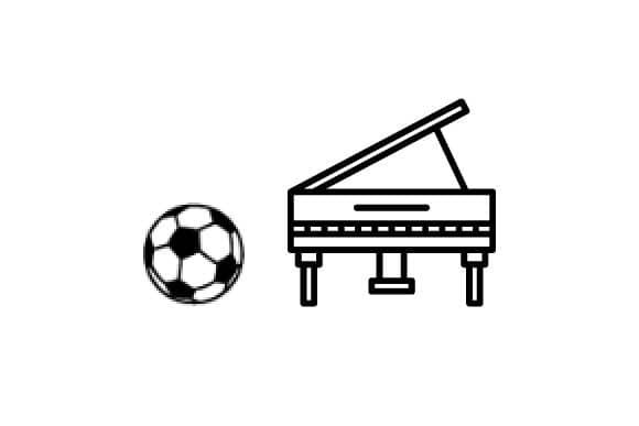 楽器・スポーツ用品類のイメージ画像