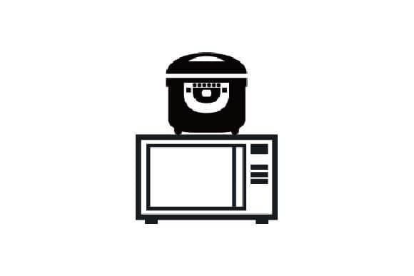調理家電のイメージ画像